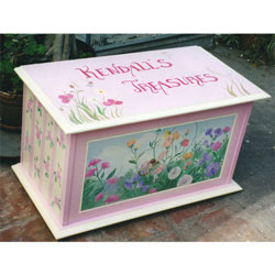 Fairies Toy Box