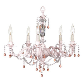 Maura Daniel Brilliant Chandelier