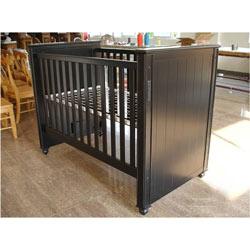 Princely Espresso Electronic Crib