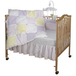 Baby Doll Buds N' Blossom Crib Sheet