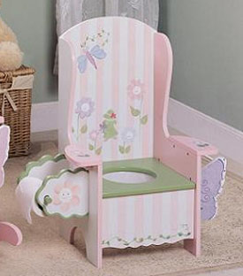 Teamson Bouquet Potty Chair