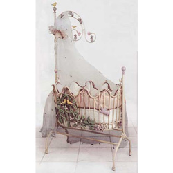 Magic Garden Cradle Bedding