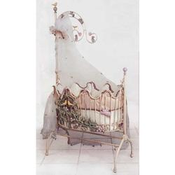 Corsican Magic Garden Cradle Bedding