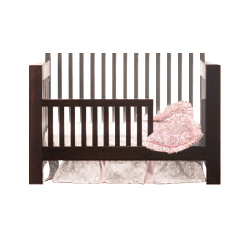 Milano Toddler Rail and Adult Rails/Platform for Convertible Crib
