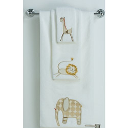 Animal Crackers Hand Towel