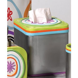 All That Jazz Boutique Tissue Box