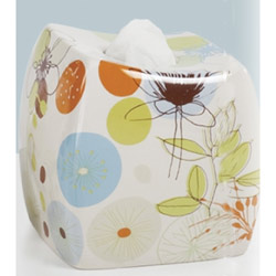 Nature's Study Tissue Box Cover