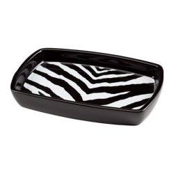 Zebra Soap Dish