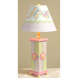 Glorious Butterfly Lamp