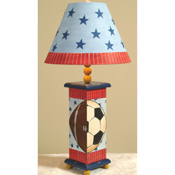 Sports Anytime Lamp
