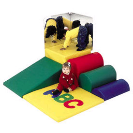 ABC Soft Mini Play Corner
