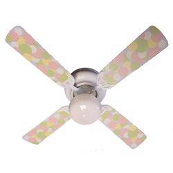 Bubble Dots Ceiling Fan