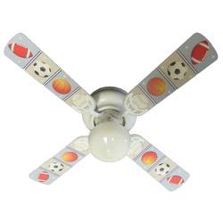 Play Ball Ceiling Fan