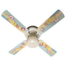 Fun in the Sun Ceiling Fan