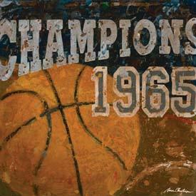 Basketball Champions Artwork