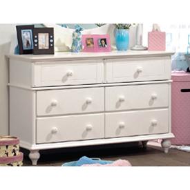Natart Chelsea Double Dresser
