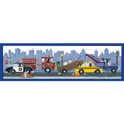 Art4Kids/Creative Images City Vehicles Banner