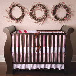 Caden Lane Taylor 4 Piece Crib Bedding Set