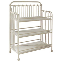 Corsican Dynasty Iron Changing Table