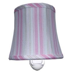 Cottage Stripe Nightlight