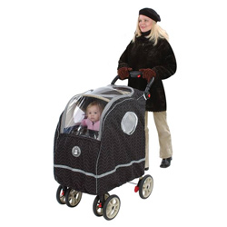 Winter Stroller Coat Cover