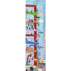 Construction Personalized Growth Chart