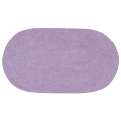 Spring Bouquet Lilac Rug