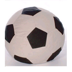 Soccer Furniture Toddler's Soccer Foof Chair