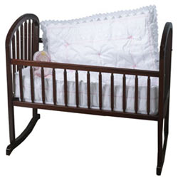 Baby Doll Royal Classic Cradle Bedding