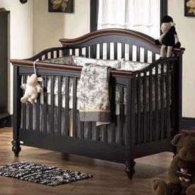Natart Chelsea Convertible Crib