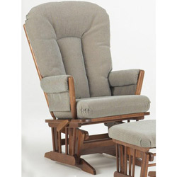 Dutailier Multiposition Two Post Recliner Glider