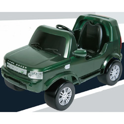 Land Rover Battery Operated Kids Car