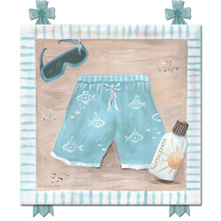 Blue Tide Swimsuit