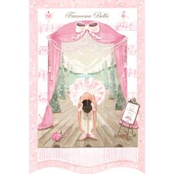 Prima Ballerina Recital Wall Hanging