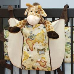 Doodlefish Explorer Toy Bag