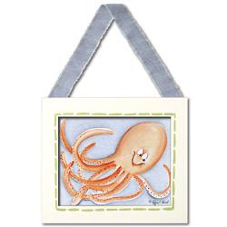 Doodlefish Octopus Wall Hanging