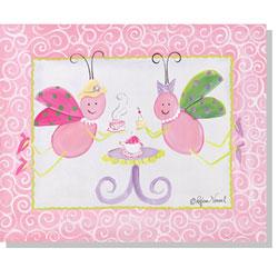 Doodlefish Tea Party Artwork