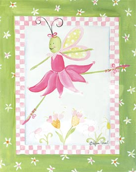 Doodlefish Prima Ballerina Artwork