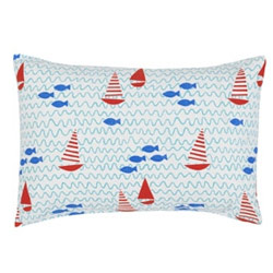 Around the World Additional Pillow Sham