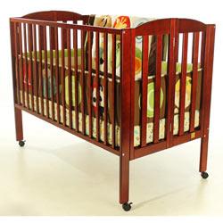 Full Size Folding Crib