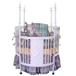 Classic Round Canopy  Crib