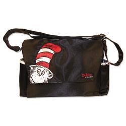 Dr. Seuss Cat in the Hat Messenger Bag