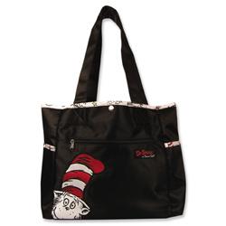 Dr. Seuss Cat in the Hat Tulip Tote Bag