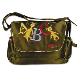 Trend Lab, LLC Dr. Seuss ABC Messenger Bag