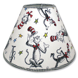 Trend Lab, LLC Dr. Seuss Cat in the Hat Lamp Shade