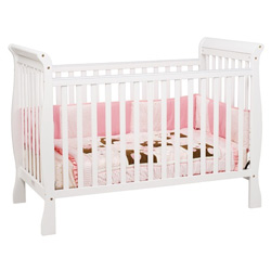 Million Dollar Baby Jamie Convertible Crib