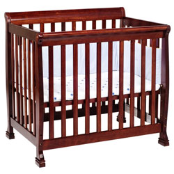 Million Dollar Baby Kalani Mini Crib
