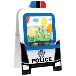 Police Car Easel