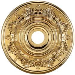 Lauerdale Medallion