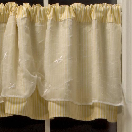 Lilipou Sunshine Window Valance